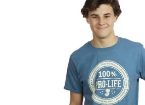 Order Your Shirt for 2019 Pro-Life T-Shirt Day (April 12, 2019)!